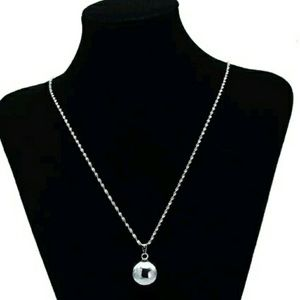 PepePizzazz Jewelry - 2/$20 Mystical Chimes ball necklace. .925 plated